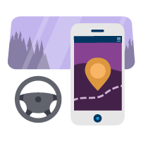 Boost Field Service with Mobile icon
