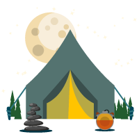 Enhance Employee Wellbeing with Camp Pono icon