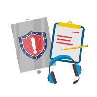 Get Started with Incident Response icon