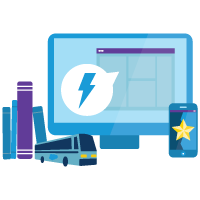 Learn to Work in Lightning Experience badge