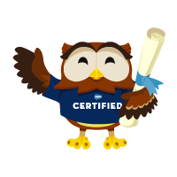 Maintain Your Salesforce Certifications badge
