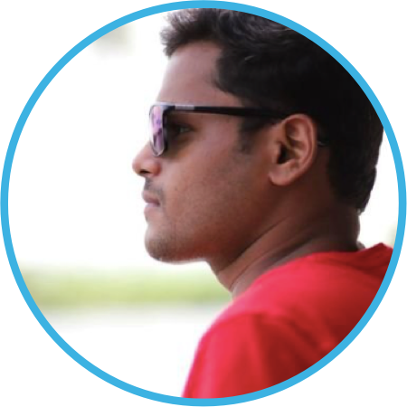 Prabhat Mishra, who is now a Salesforce developer thanks to the #Journey2Salesforce program