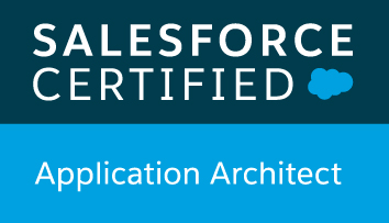 Salesforce.com Certified Application Architect