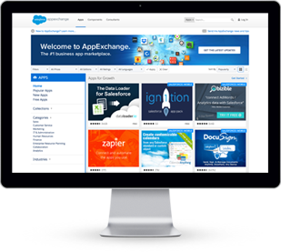 Appexchange salesforce developers millions of installs and thousands of apps ccuart Images